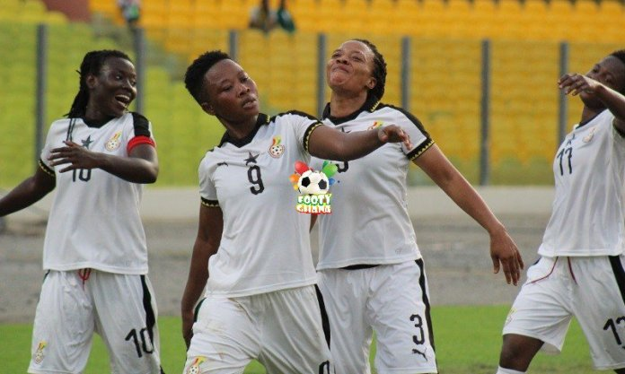 AWCON 2018: Black Queens beat South Africa in final warm-up match