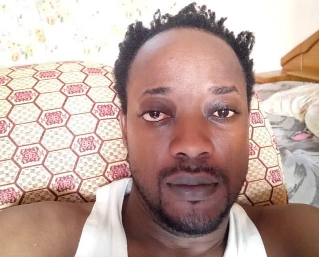 Lumba look-alike Anokye Supremo loses sight from tumour