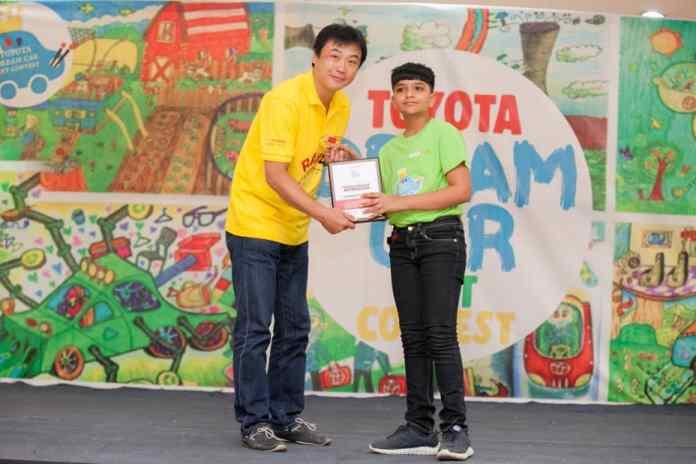 DPS International grabs 26 medals in Toyota Dream Car Art Contest 6