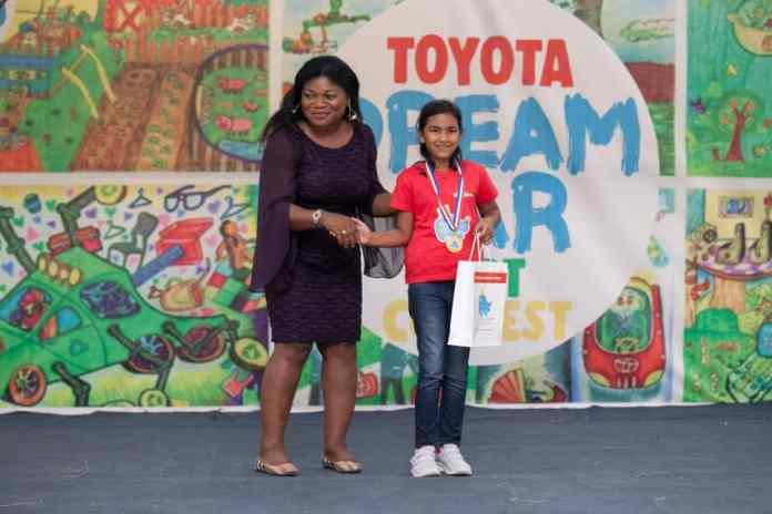 DPS International grabs 26 medals in Toyota Dream Car Art Contest 3