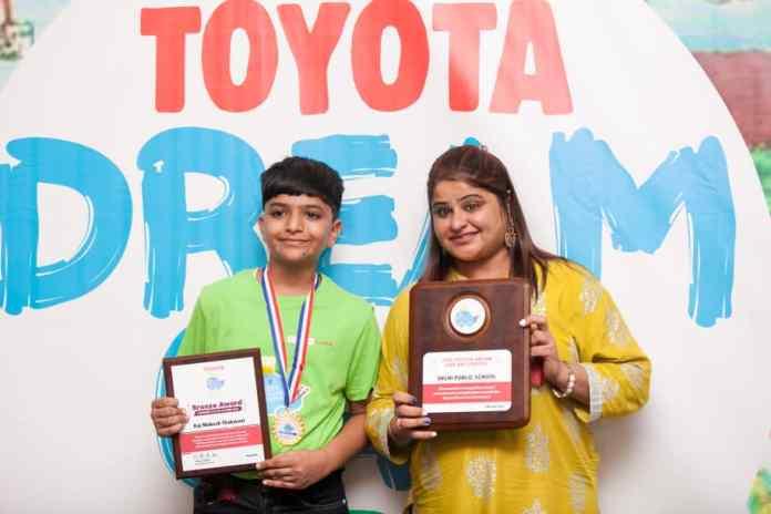 DPS International grabs 26 medals in Toyota Dream Car Art Contest 4
