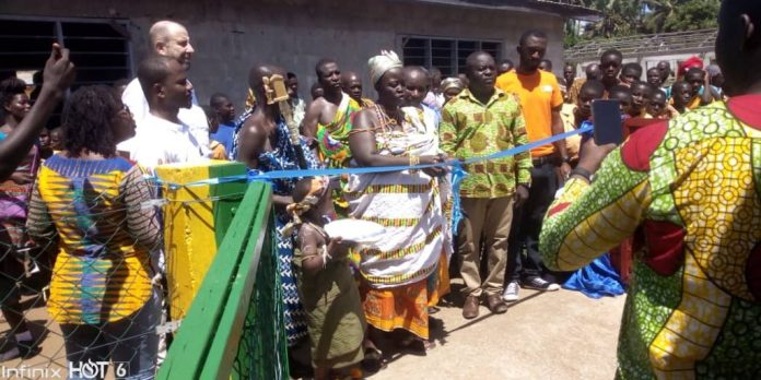 Tullow inaugurates ultra-modern kindergarten for Krisan-Sanzule community 3