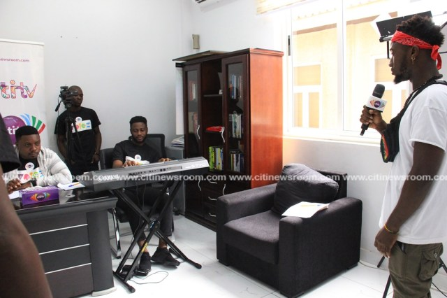 Citi TV's Voice Factory auditions underway 9