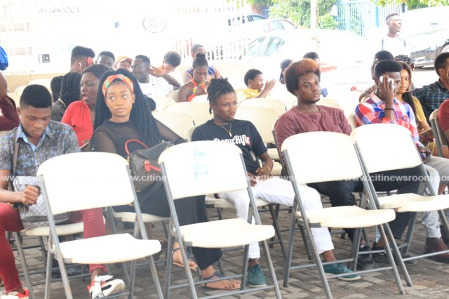 Citi TV's Voice Factory auditions underway 2