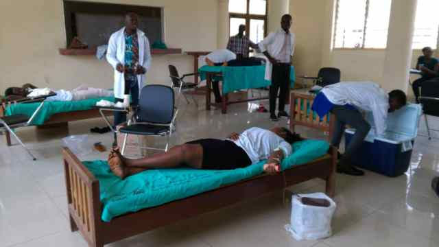 KTU organises blood donation exercise 2