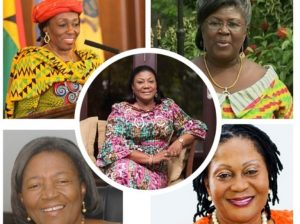Sammi Wiafe asks: What happens to NGOs of First Ladies after their husbands' presidential terms? 2