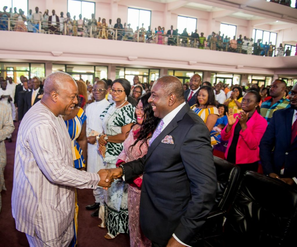 Photos: Charismatic Evangelistic Ministry to build 2000 acre Ability Vilage for the Disabled in Ghana 11