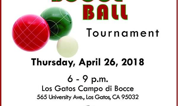 Peninsula Division 13th Annual Bocce Ball Tournament