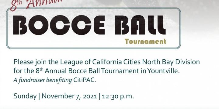 North Bay Division 8th Annual Bocce Ball Tournament