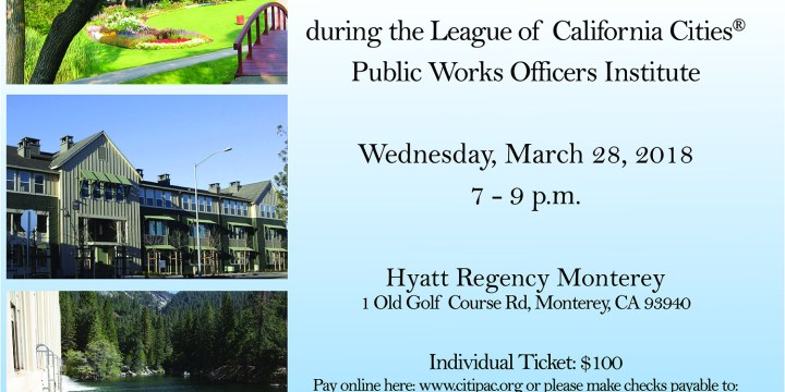 Public Works Officers CitiPAC Dinner