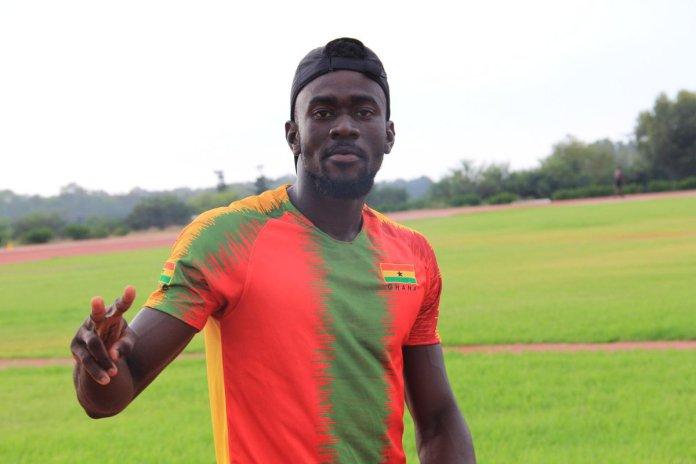 Image result for Joseph Amoah sprinter