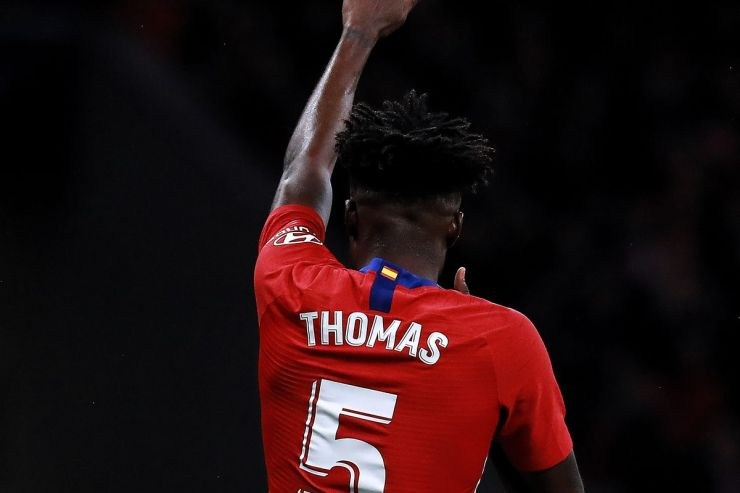 Why Not Partey But Thomas? See Why. 6