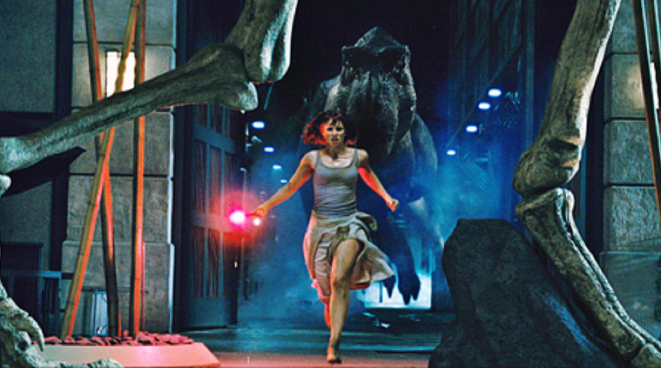 Image result for T-rex high heels Jurassic world