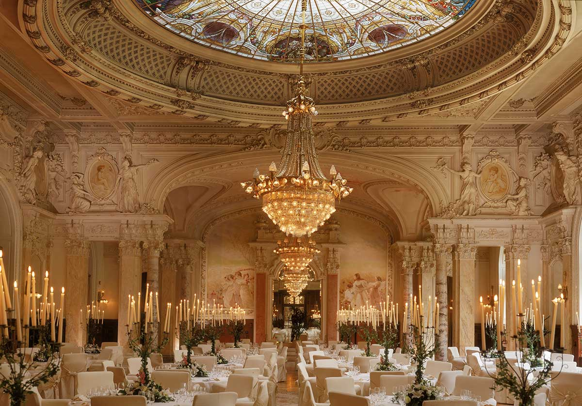 Beau Rivage Palace Timeless Elegance On The Banks Of Lake