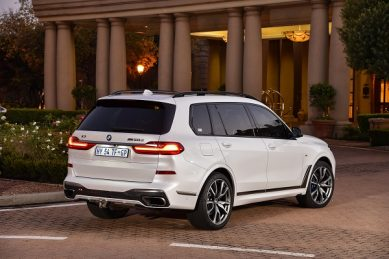 x1 389x259 - BMW X7 is pure heaven – The Citizen