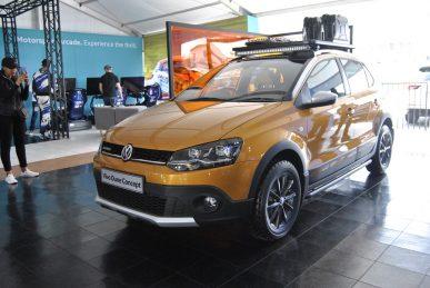 v2 4 387x259 - Sound enhanced Volkswagen Polo Vivo joins 'go-anywhere' Dune Concept at F.o.M – The Citizen