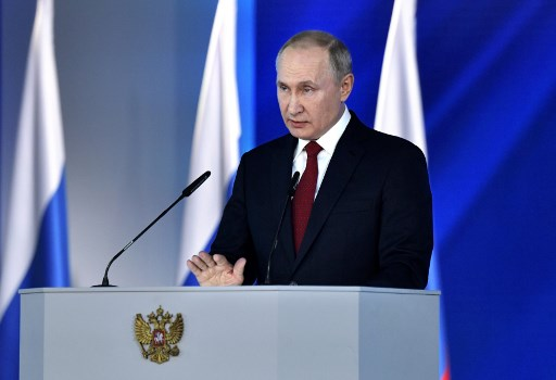 Shock as Putin names new PM, lays out constitutional reforms