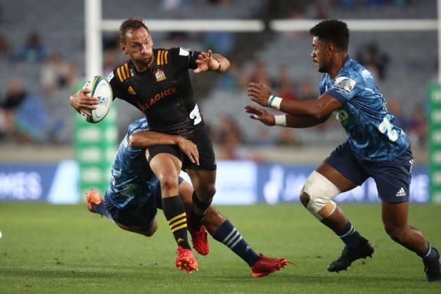 Gatland a winner as Chiefs down Blues to open Super Rugby season