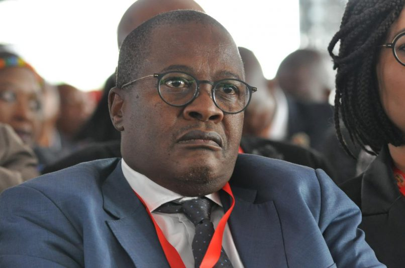 Former Eskom boss and now ANC MP, Brian Molefe, was at the North West's State of the Province Address in Taung on Friday. Molefe was sworn in as an MP on Thursday, despite the controversy over his party membership in Hartbeespoort Dam in the Madibeng local municipality. PHOTO: ANA
