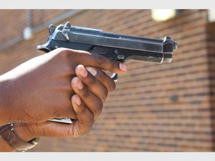A man was shot and killed in Port Elizabeth.