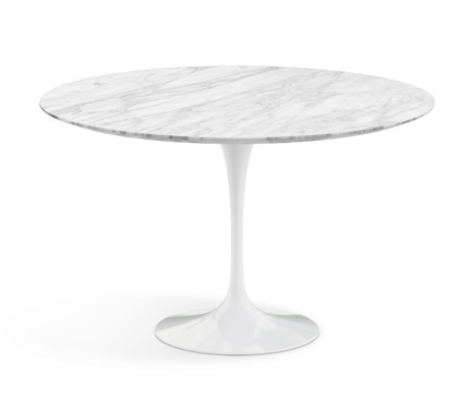 Saarinen Table white