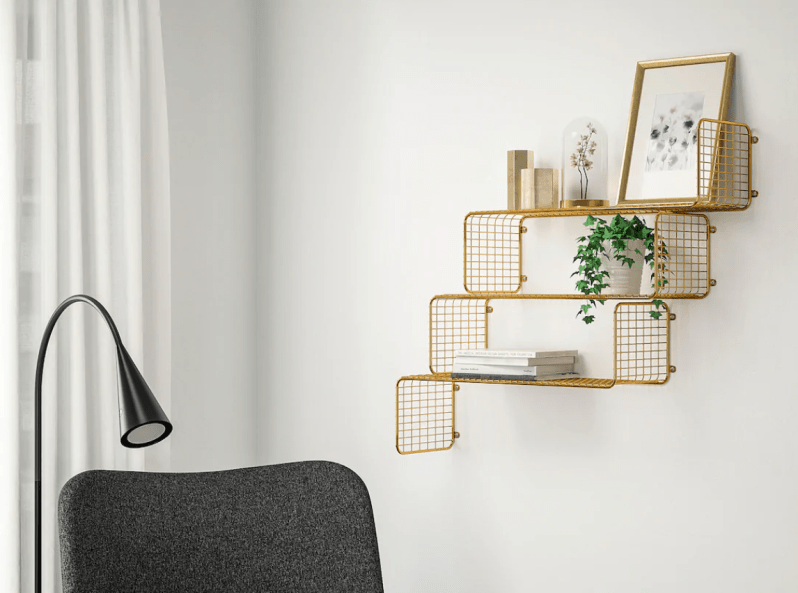 Ikea Svenshult rek