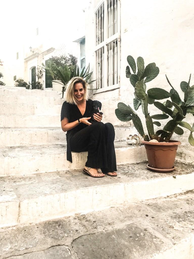 Joelle van der Heiden in Lecce