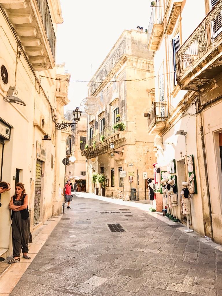 Historisch centrum van Lecce