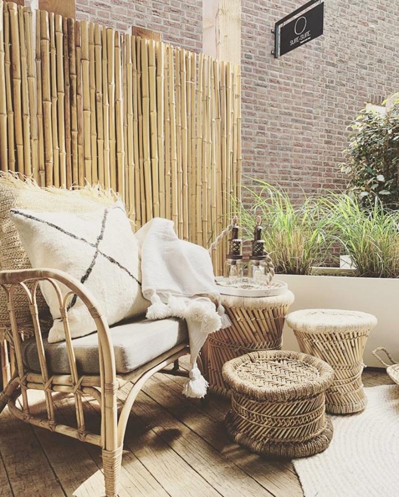 Suite- Suite Zandvoort terras