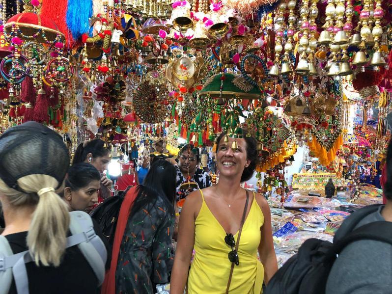 Little India Singapore markt