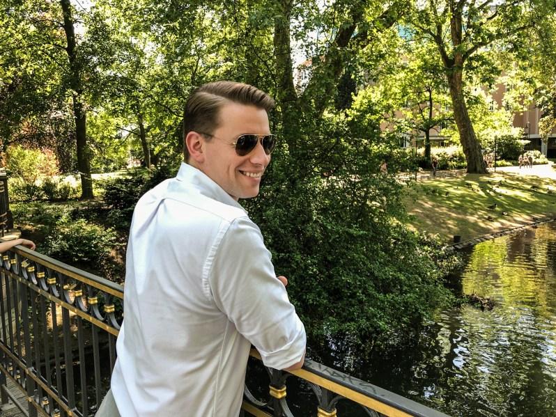 Citizen of Dusseldorf Nico
