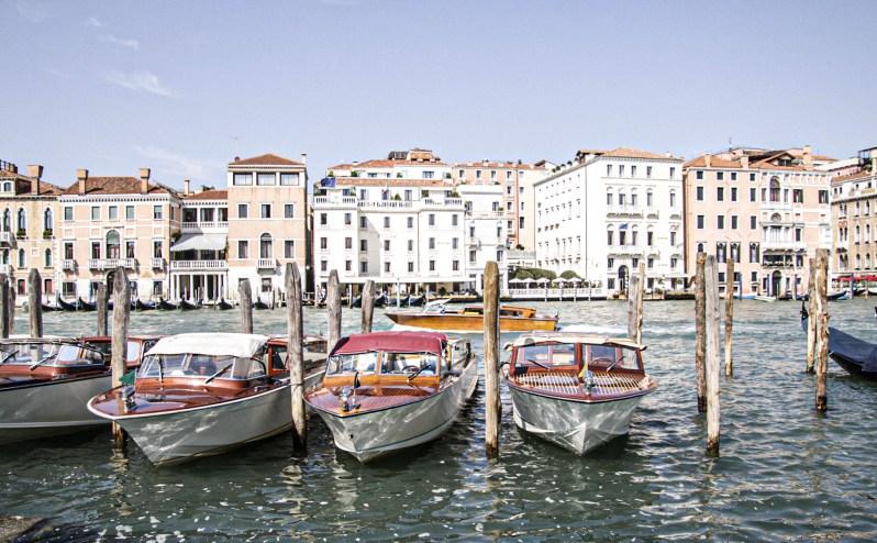 Venice-watertaxi's