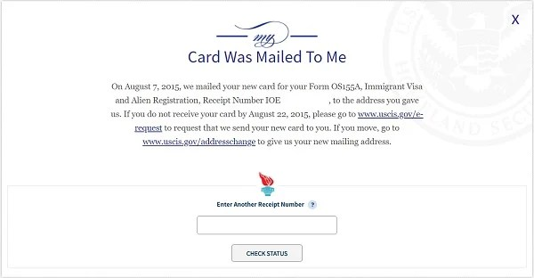 Where Can I Find My Green Card Receipt Number | Cardss co