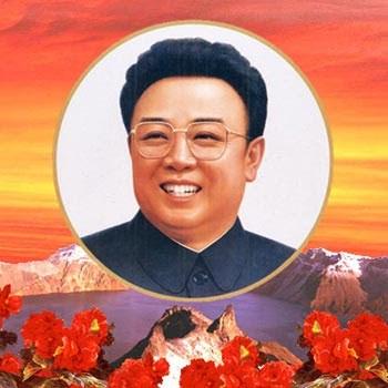 Image result for sun mu north korea art