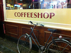 Behind the Coffeeshop Counter