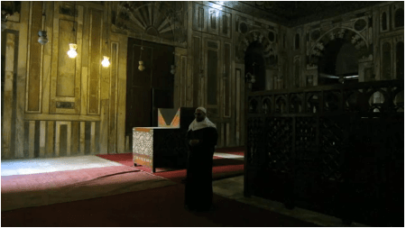 Sounds of the Sultan Hassan Mosque