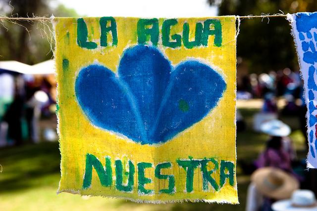 Marcela Olivera: After the Water Wars