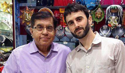 37 Years; The Dubai Life of KJ Bhatia