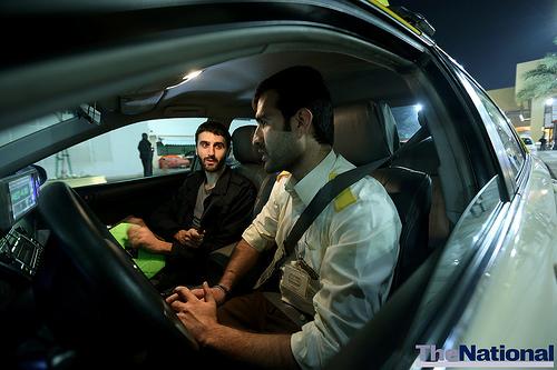 Taxi Psychiatry