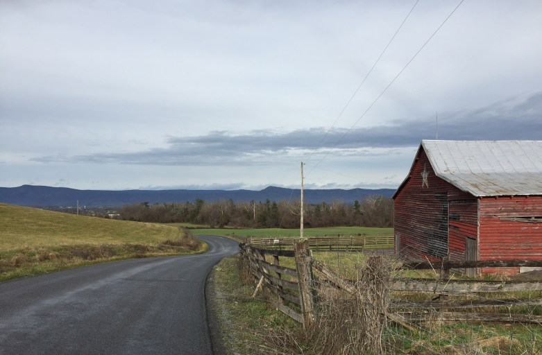 The Fog of Rural Virginia