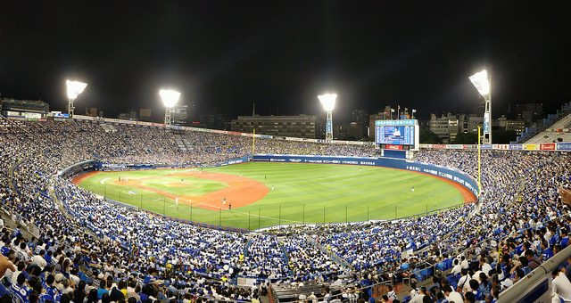 From Crickets to Baseball, Back in Japan