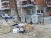 Mbeturinat e pambledhura. Tirane. Citizens Channel
