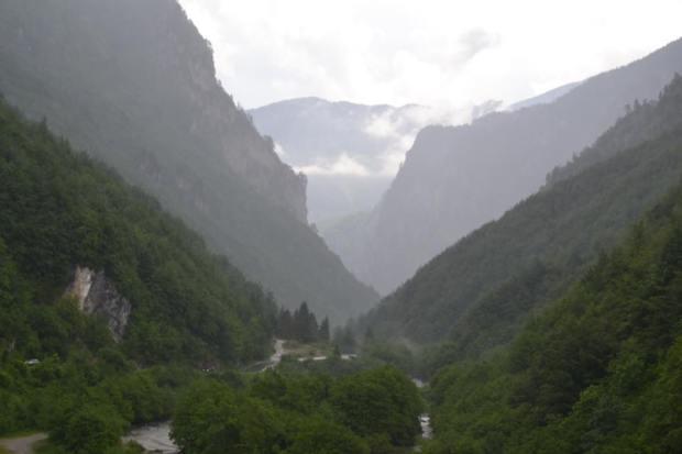 Gryka e Rugovës. Foto: Amarildo Topi / Citizens Channel