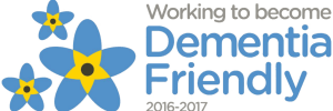Demenia Friends Logo