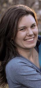 Head shot of Sarah Newman