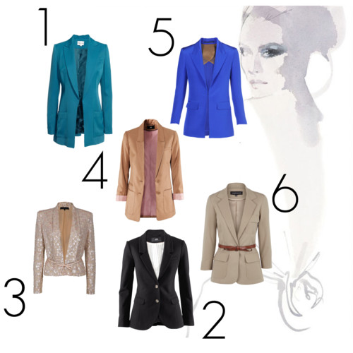 Trend Alert A Tailored Blazer For Every Body Type