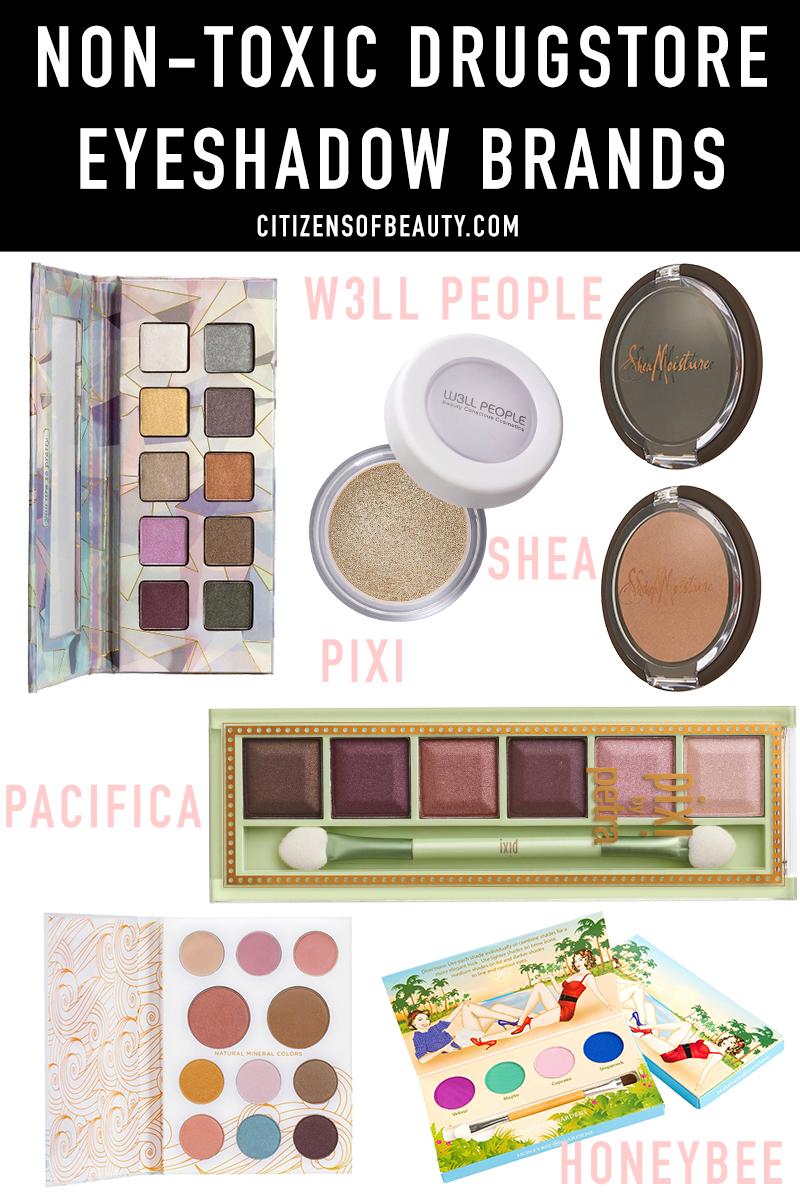 Eyeshadow Makeup Brands