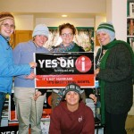 Yes on i campaign