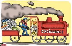 Growth train