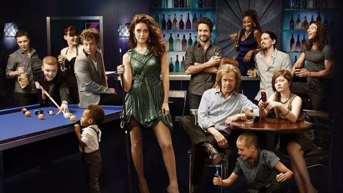 ©Warner Bros. Showtime Shameless Fiona Emmy Rossum